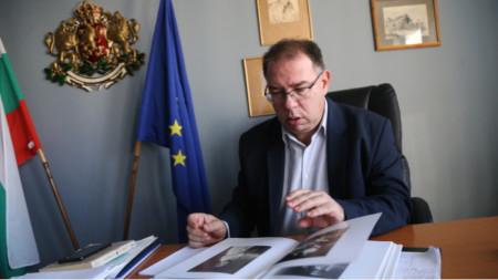 """Михаил Груев, председател на Държавната агенция """"Архиви"""""""