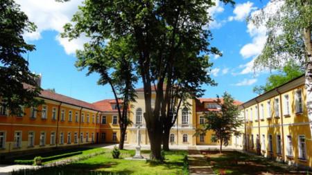 Националната Априловска гимназия
