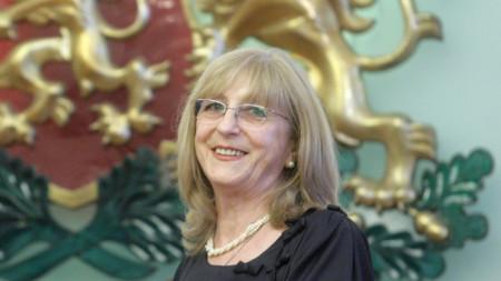 проф. Елена Баева