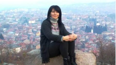 Златка Цвеева, председател на Инициативния комитет за свикване на местен референдум в Пещера