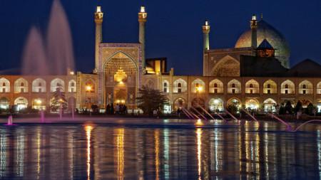 Джамията Емам в Исфахан