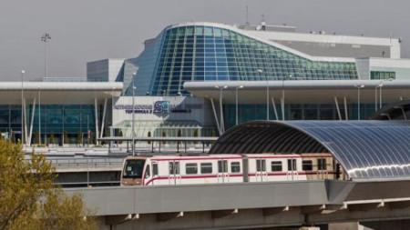 Aeropuerto de Sofía