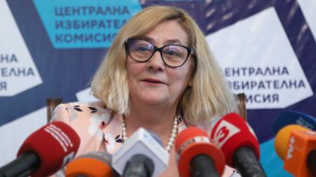 Таня Цанева