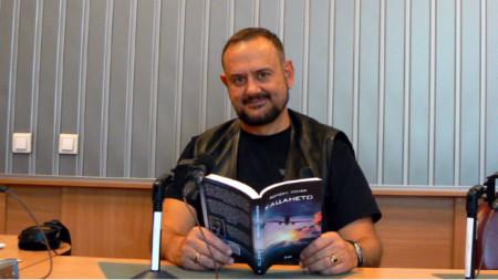 "Йордан Колев в студиото на програма ""Христо Ботев"""