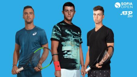 Кузманов, Лазаров и Андреев ще играят в основната схема.