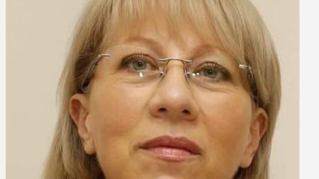 Доцент Анелия Рангелова