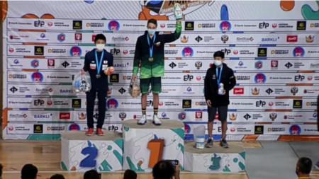 Първо място за България