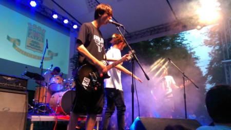 група Moist на S'cool Rock Fest