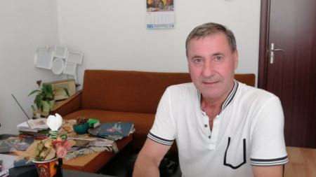 Красимир Маринов - кмет на село Върбица