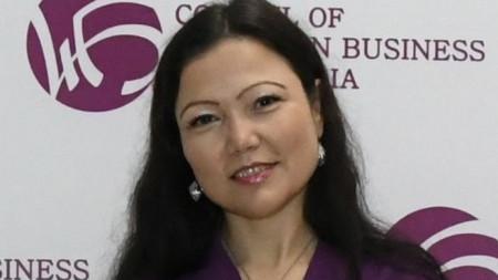 Стефка Попова, Българска асоциация за доброволно кръводаряване