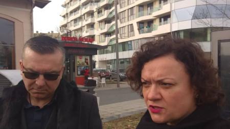 Ивелина Василева и Димитър Бойчев