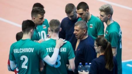 Вирус сред българите на световно по волейбол