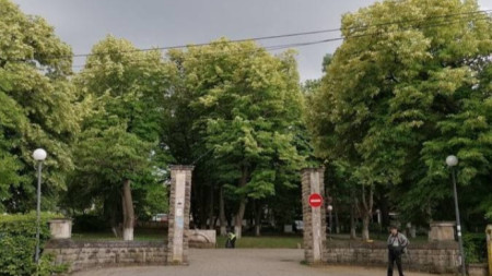 """Парк """"Градска градина"""" в Горна Оряховица"""