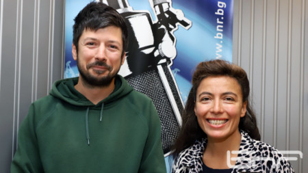 Емануел Жордан и Валентина Траянова