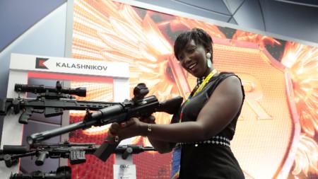 В кулоарите на срещата Русия-Африка в Сочи.