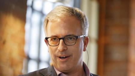 Д-р Даниел Детлинг, директор на Института за анализи на бъдещето в Берлин.