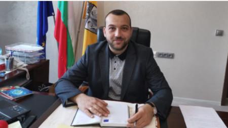 Георги Георгиев - кмет на Нови пазар