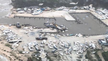 Последици от урагана Дориан на Бахамите