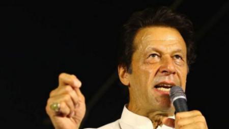 Имран Хан, премиер на Пакистан