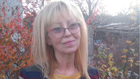 Д-р Снежана Зарева-Гарфънкъл