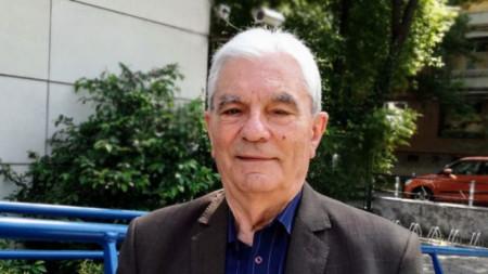 Академик Богдан Петрунов