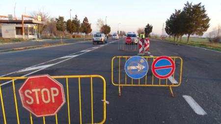 Жителите на Благоевград са категорично против евентуално връщане на твърдите мерки от пролетта като ограничения в придвижването и КПП-та.
