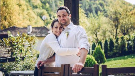 Ралица и Сашо Милушеви