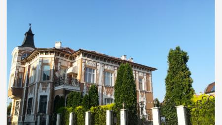 стара къща във Видин