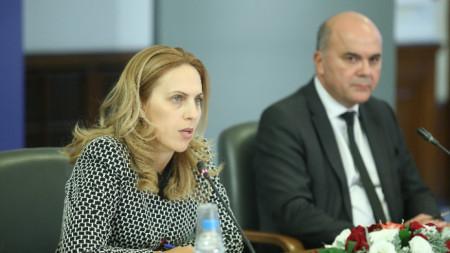 Днес в Министерския съвет се проведе заседание на Националния съвет за тристранно сътрудничество.