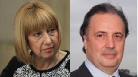 Анелия Клисарова и Ивайло Митковски