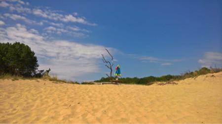 Пляж «Корал»