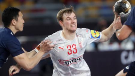 Дания победи Япония с 34:27 на световното по хандбал