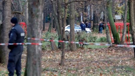 В Борисовата градина са налага да идва и полиция, постфактум