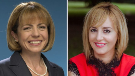 На балотажа за кмет на Столична община битката е между Йорданка Фандъкова - кандидат на ГЕРБ, и Мая Манолова (независим).