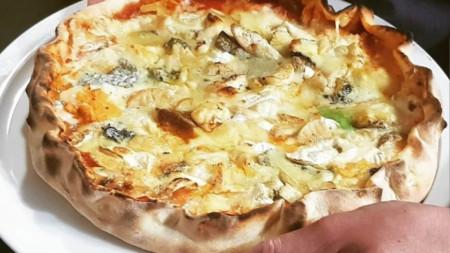 Съставките за пицата с 254 вида сирене стрували около $1000,