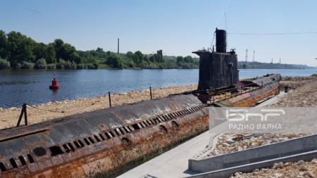 Последната подводница на България