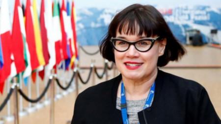 Сабине Веянд, генерален директор за търговията към EK