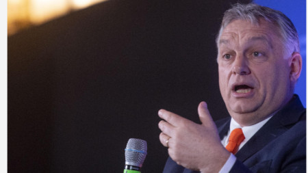 Премиерът на Унгария Виктор Орбан