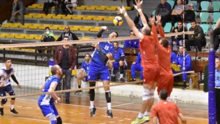 Левски - ЦСКА 3:2