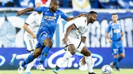 Атромитос (Гърция) загуби от Легия (Полша) с 0:2
