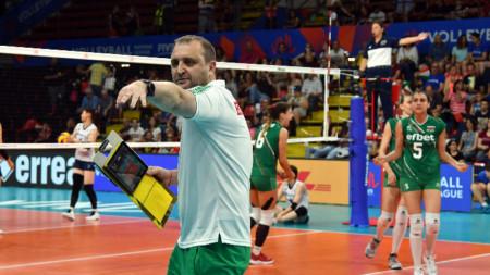 Иван Петков събра отбора в Пловдив.