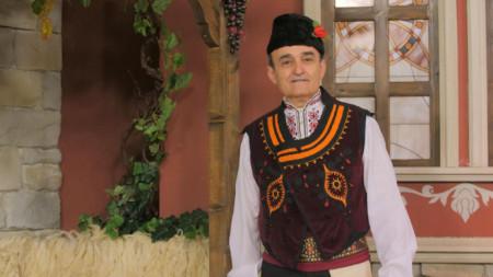 Тодор Кожухаров