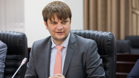 """Вицепремиерът на Молдова Андрей Спину има планирана среща с шефа на """"Газпром""""."""