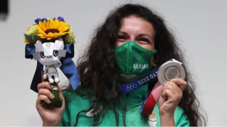 Антоанета Бонева ще стреля за втори медал.