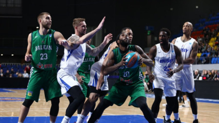 Баскетболистите на Балкан приемат Цмоки на 15 септември.