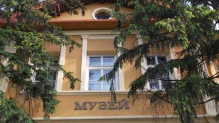 Исторически музей в Попово