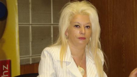 Анелия Торошанова
