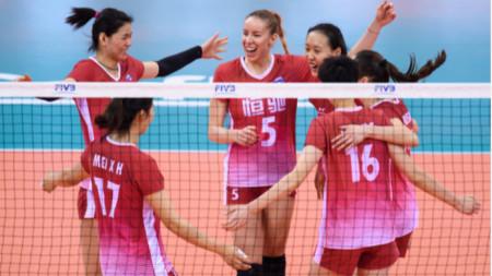 Загуба за Рабаджиева (№5) на световното клубно първенство по волейбол