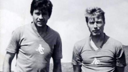 Георги Аспарухов и Никола Котков