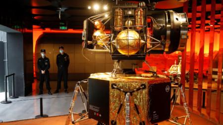 Космическият апарат